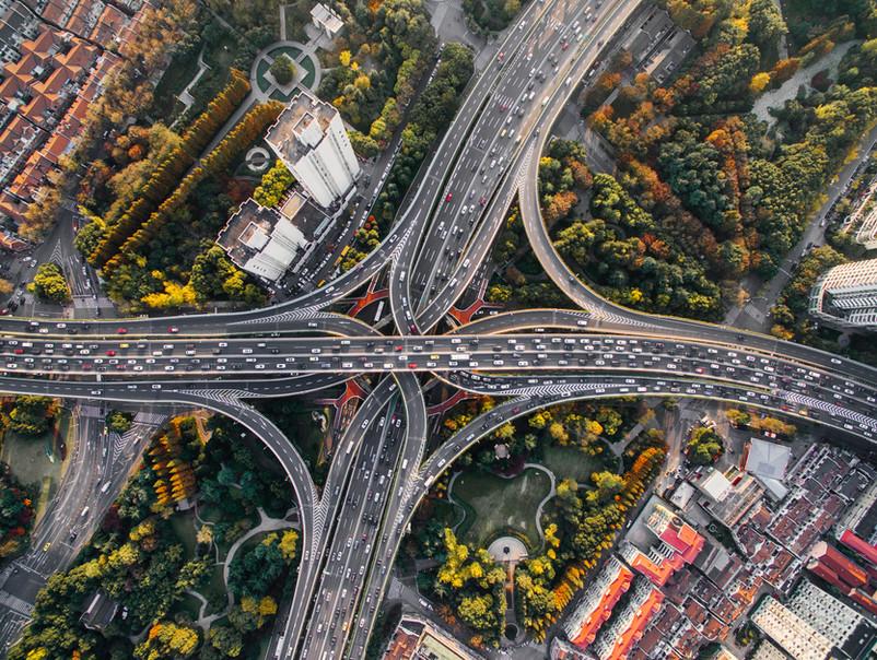 Freeway traffic study