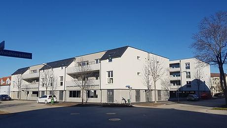 Neubau Waldhiergasse