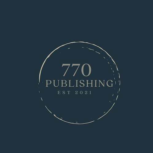 770 Publishing GREEN STICKER