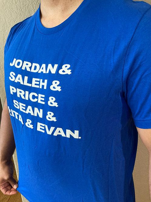 The Erica T-Shirt MEN's