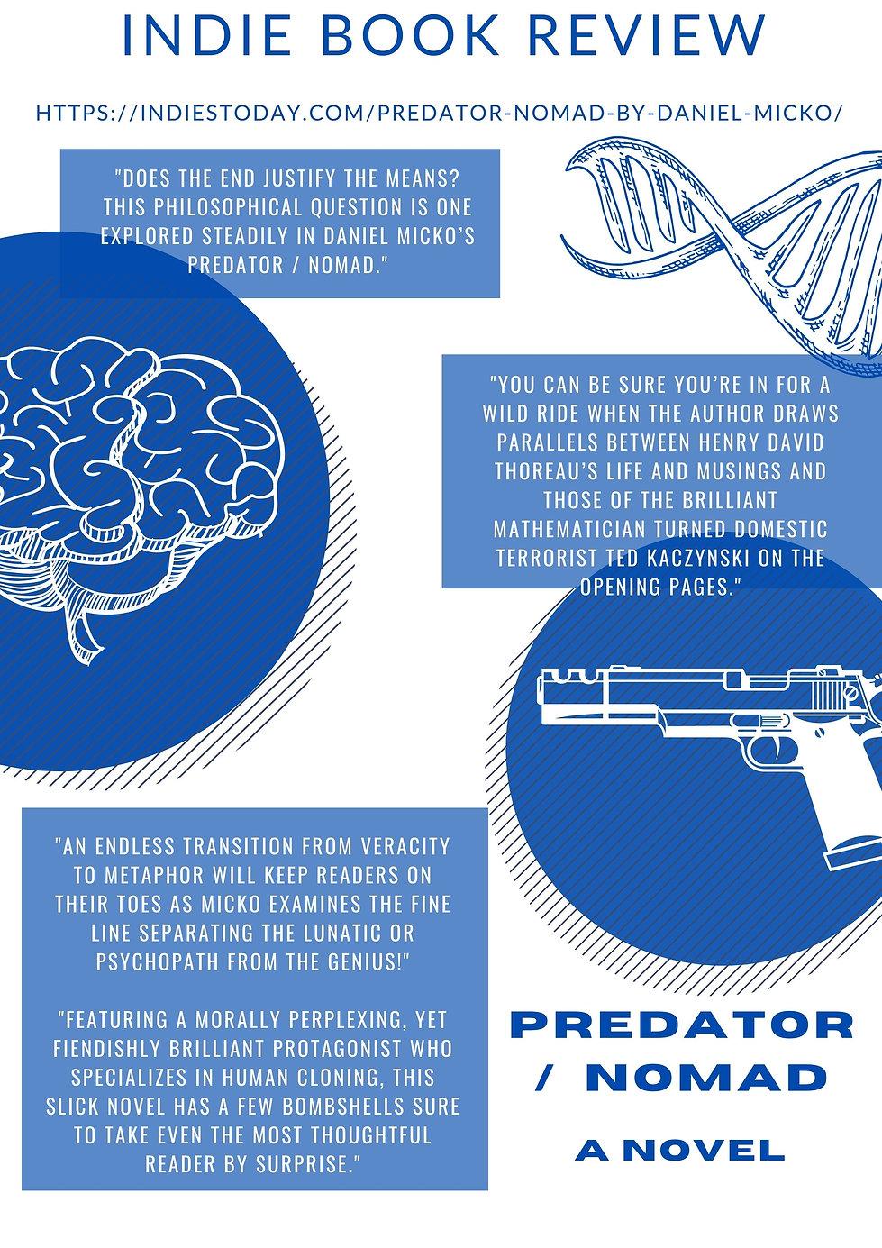 Predator / Nomad week 6
