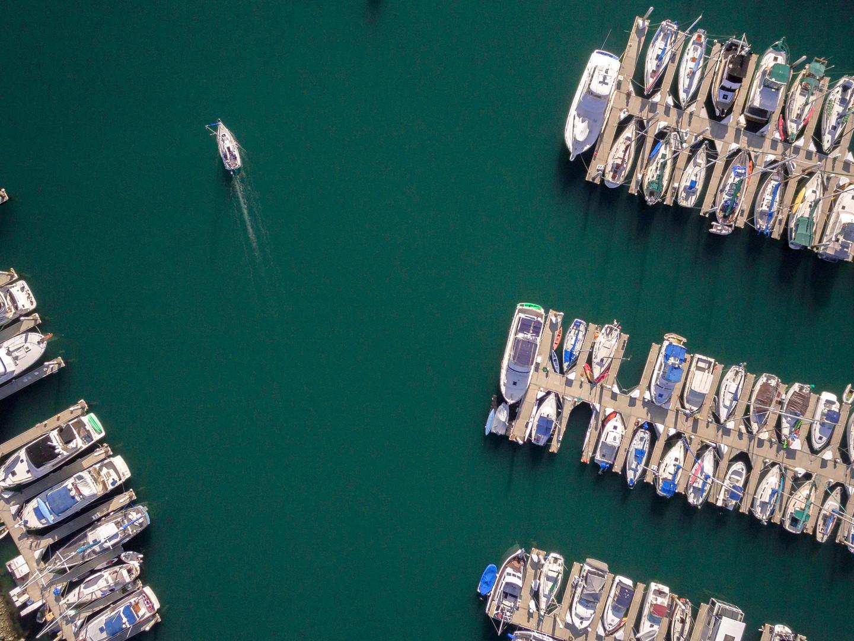 Transporte portuario