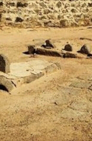 Blessed Soil Turba Of Imam Hassan AS Madina Baqi