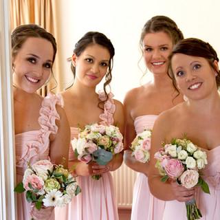 20 Bridesmaid waiting