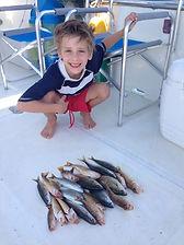 fishing positano