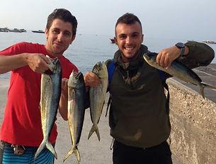 fishng positano