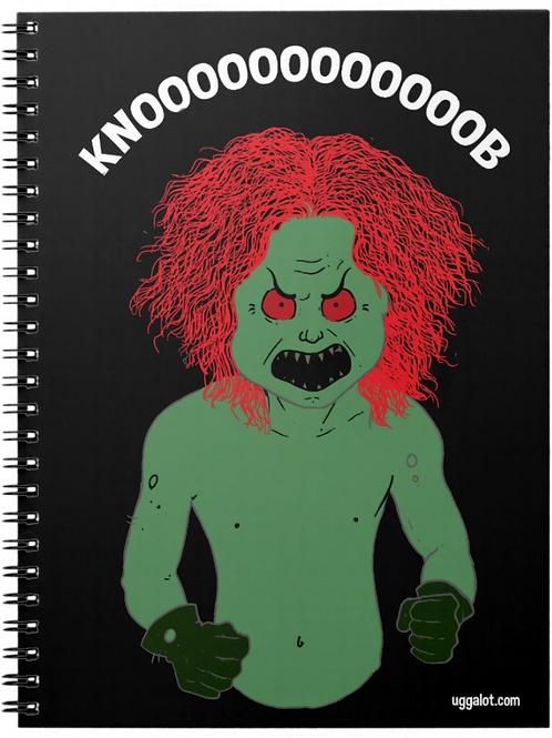KNOOOOOB Notebook