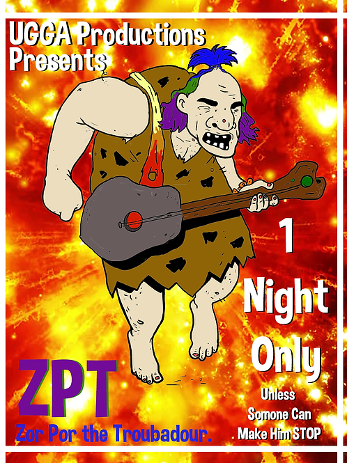 ZPT 20 X 16 Poster
