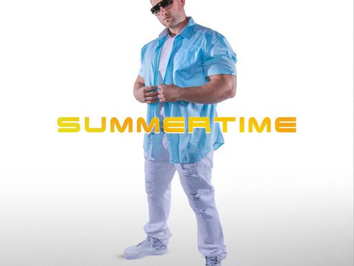 Big Daddy Swolls releases SUMMERTIME worldwide!