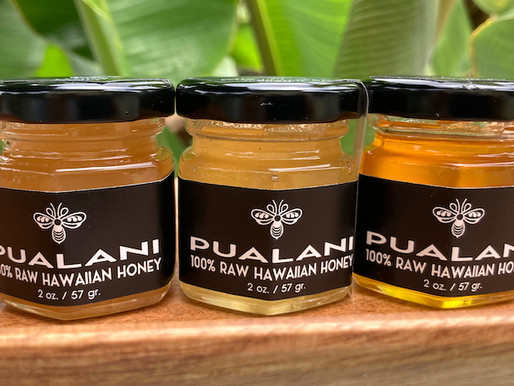 REFINE YOUR TASTE BUDS WITH FLIGHTS OF HONEY VARIETALS