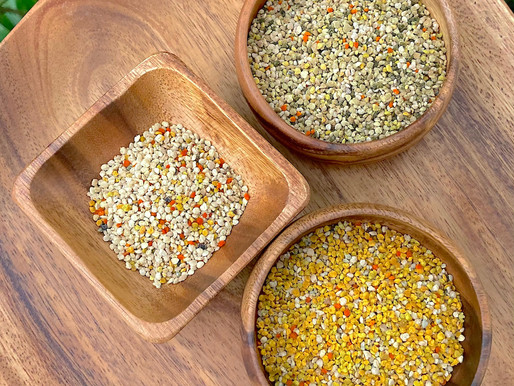 BEE POLLEN: WHAT IS IT AND WHAT CAN WE DO WITH IT?