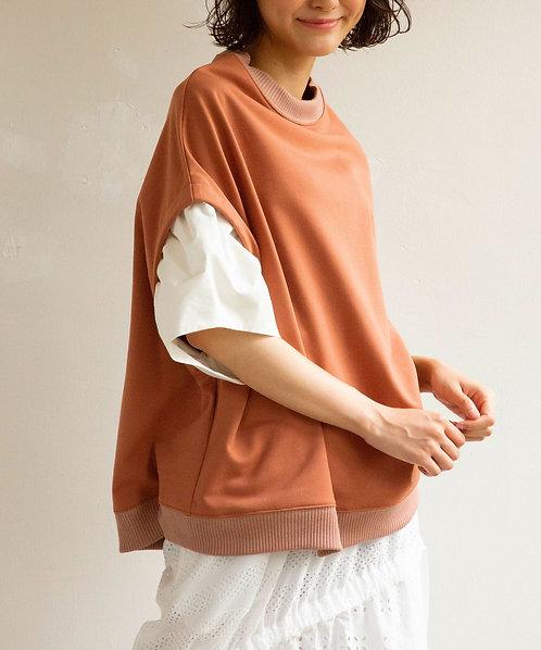 Bottleneck pullover