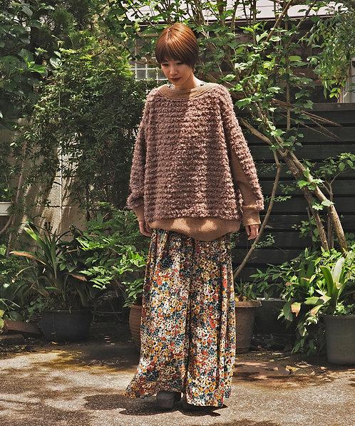 Import poodle bore dress