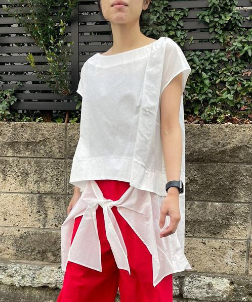Typewriter design blouse