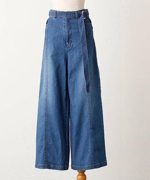 10oz Denim Wide Pants