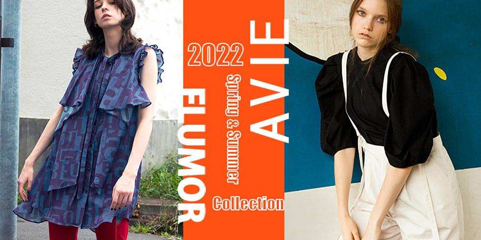 AVIE / FLUMOR 2022 Spring & Summer Private meeting