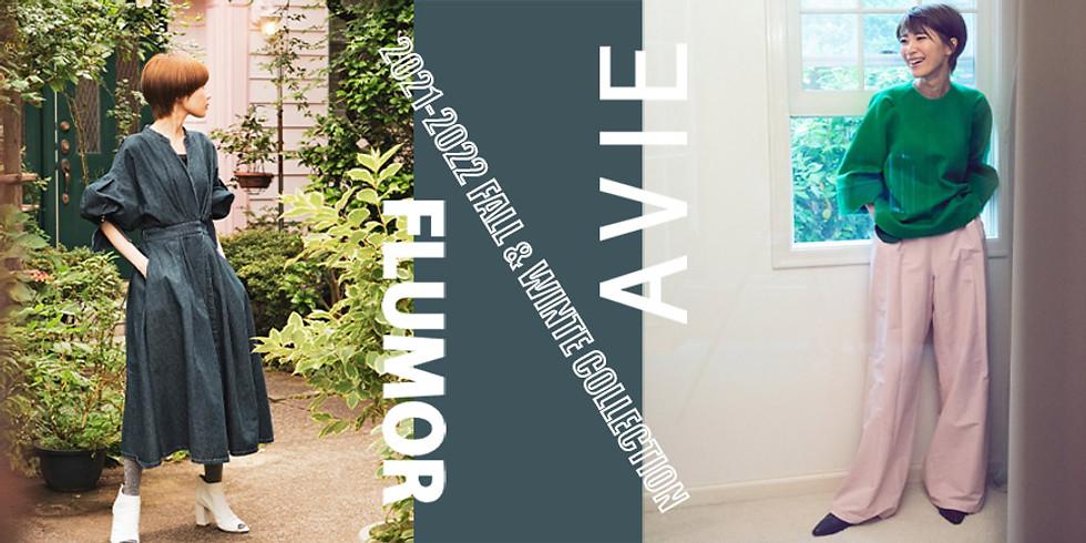 AVIE / FLUMOR 2021-2022 Fall & Winter Private meeting