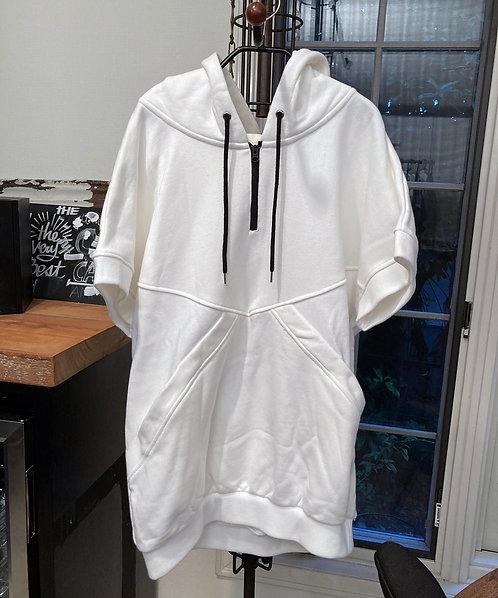 Hooded fleece hoodie