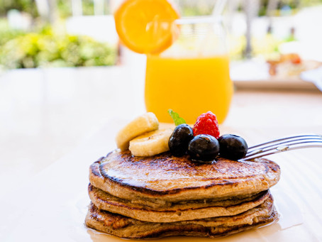 Start with a great morning! Come and join us at Amore Mio with our new Breakfast Menu!