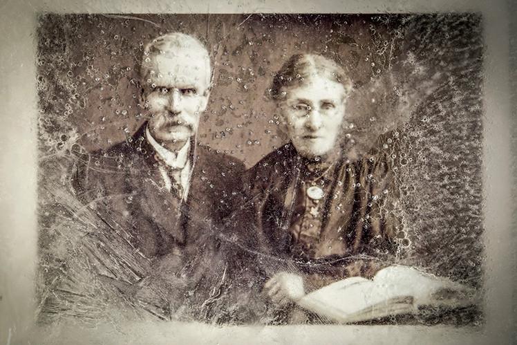 Sam and Elizabeth Davey