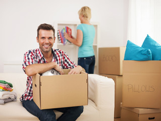 Moving Home? Try A Moving Services