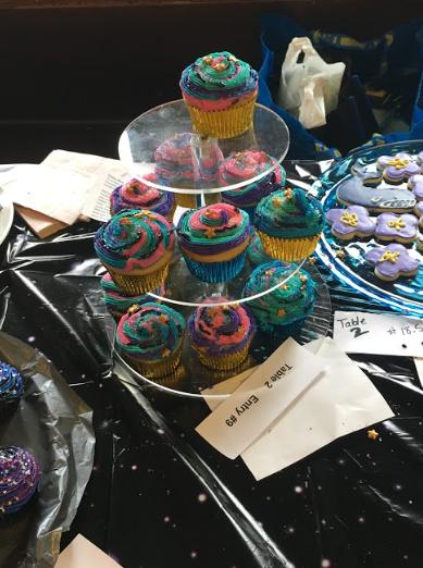 More Cupcakes 2018-2019