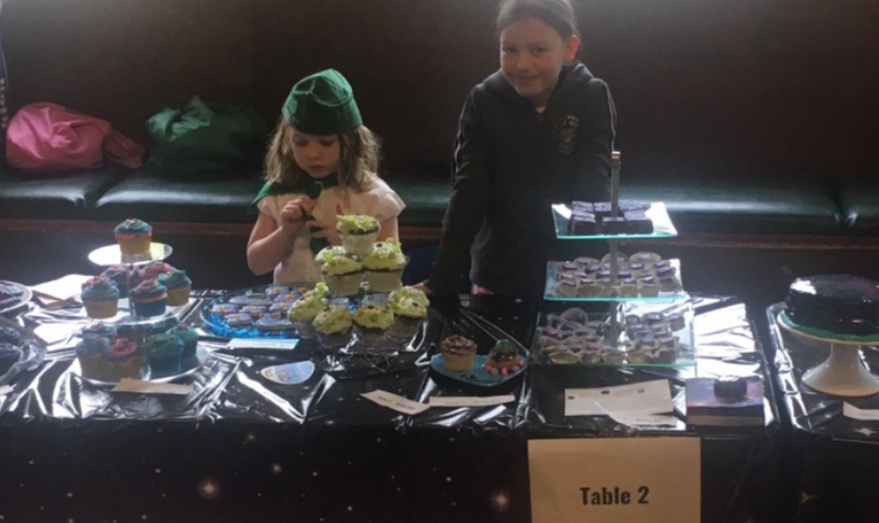 A Space Table Food Fiesta 2018-2019