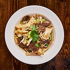 Vegan Beef Chow Fun