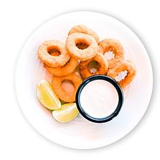 Vegan Fried Calamari