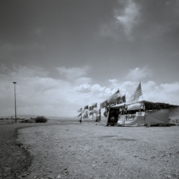 Fort Mohave, Arizona, pinhole, photography
