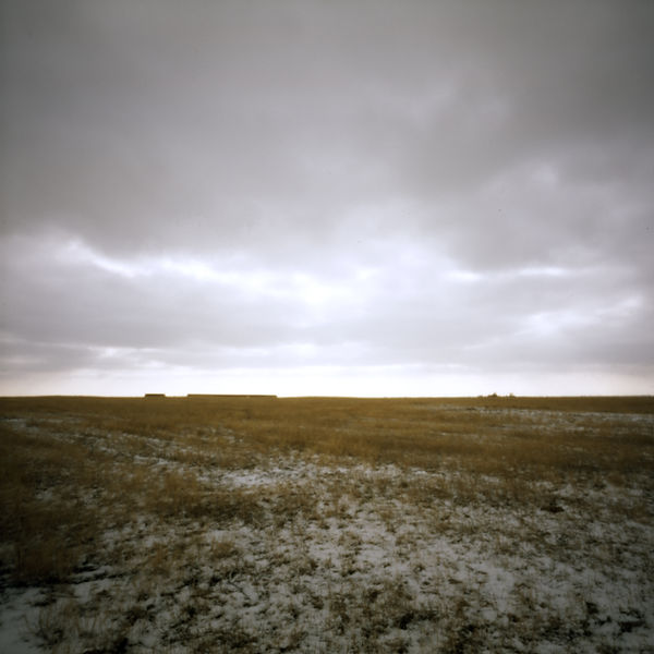 Early spring on the plains of eastern Colorado