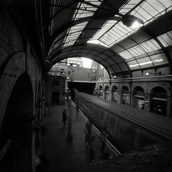 Underground, London, England  2012