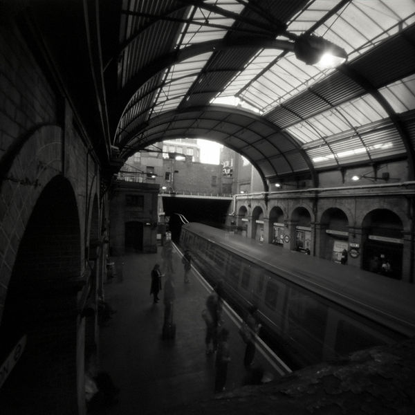 Paddington Station, London England