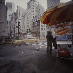 East 53rd Street and 5th Avenue, New York City 2015 