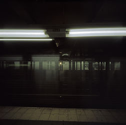 Prince Street Station, NYC   2013