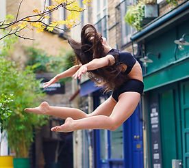 Dance Photographer London Grace Pictures Summer Fearn