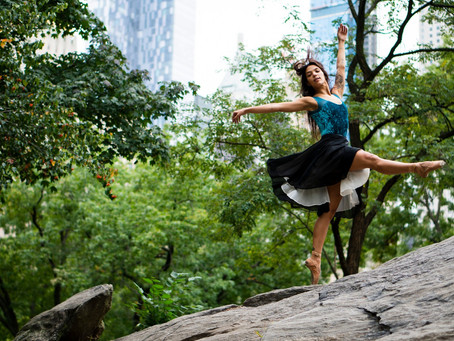 """Raquel Beauchamp, American Liberty Ballet, New York 