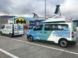 Shuttle Puntaldia > Olbia