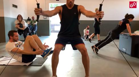 Gym | ParkinGO