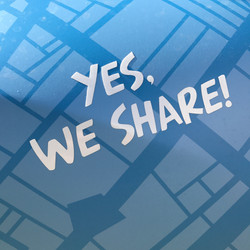 Yes, we share!