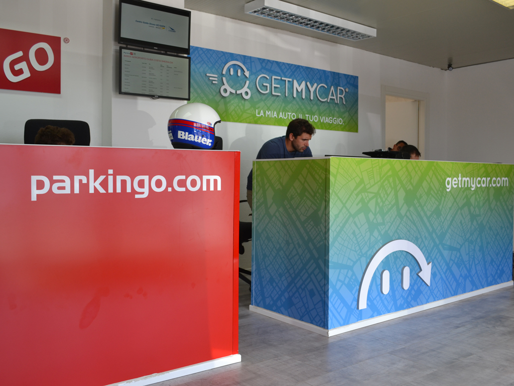 ParkinGO and GetMyCar Location