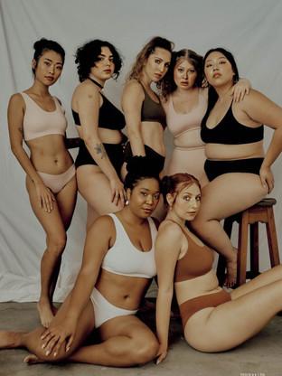 הפקת Body IS Body במגזין Issue#4