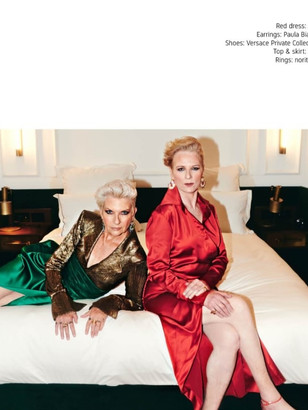 ג'וסיות א-לה אלכסיס במגזין Issue#4