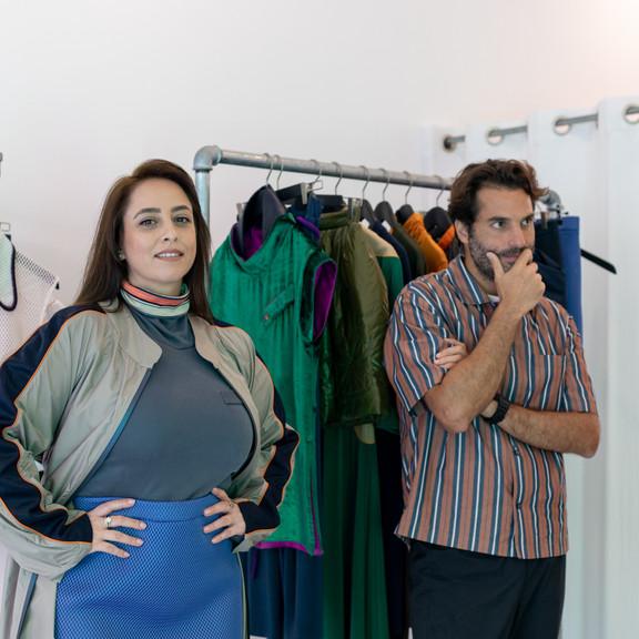 אלישע אברג'יל: אני לא חושב שאופנה היא אמנות