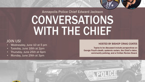 Conversations with the Chief