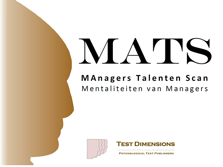 The Managers Talent Scan - MATS