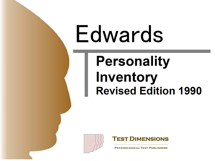Edwards Personality Inventory - EPI Revised Edition