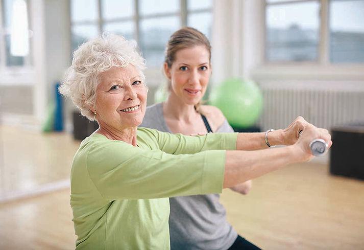 Rehabilitaion for Seniors