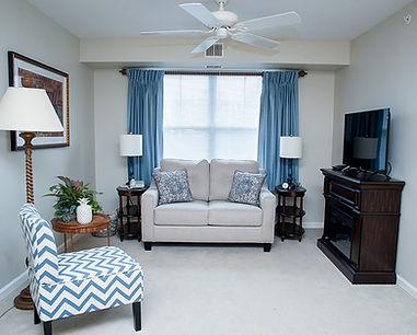 Respite Living Room