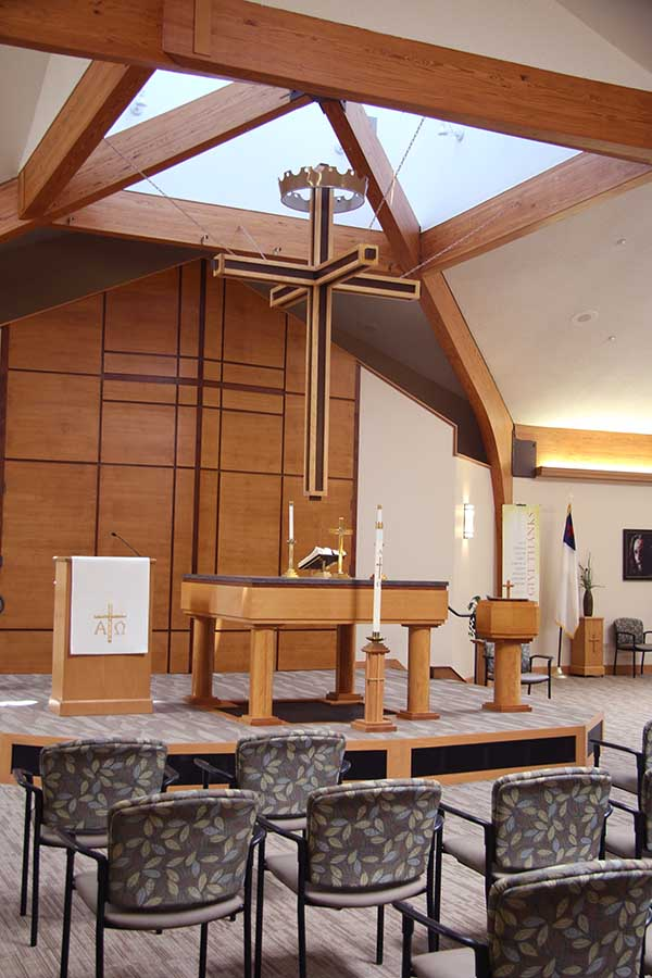 Crown of Life Chapel